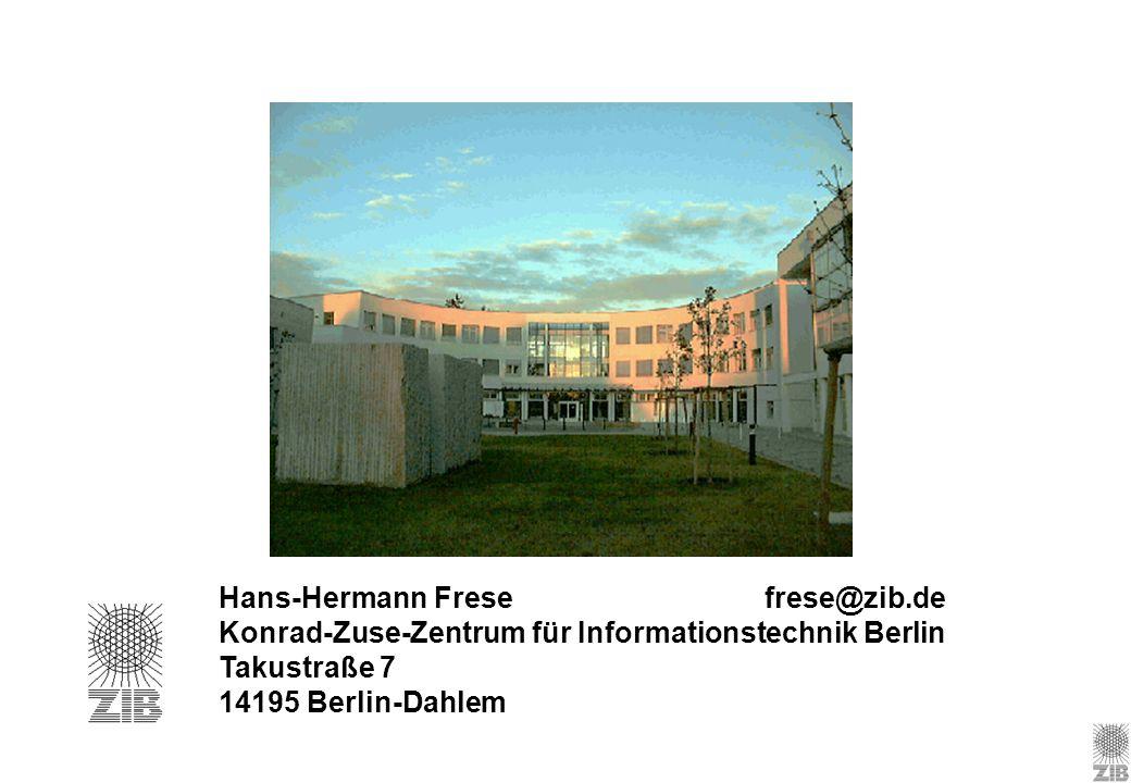 Hans-Hermann Frese frese@zib.de