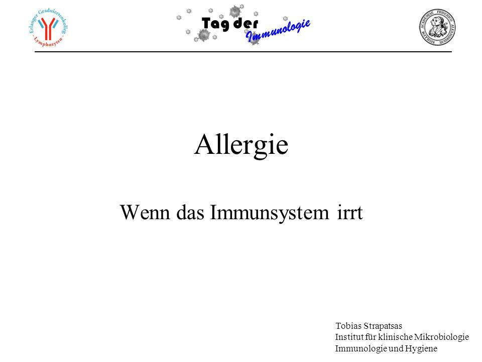 Wenn das Immunsystem irrt