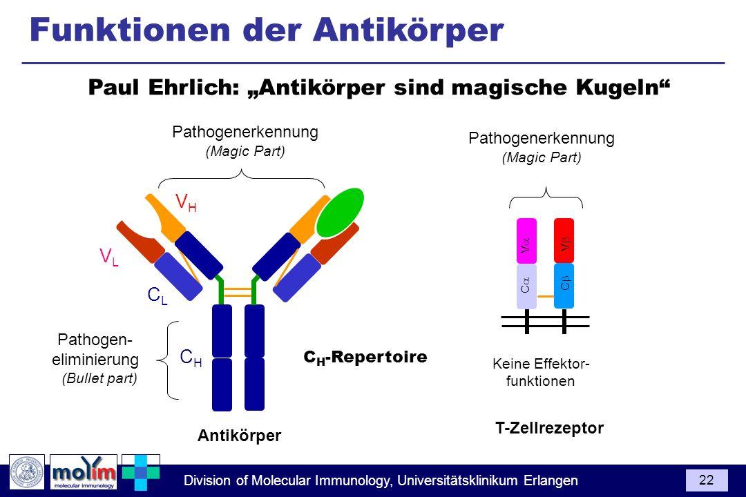 "Paul Ehrlich: ""Antikörper sind magische Kugeln"
