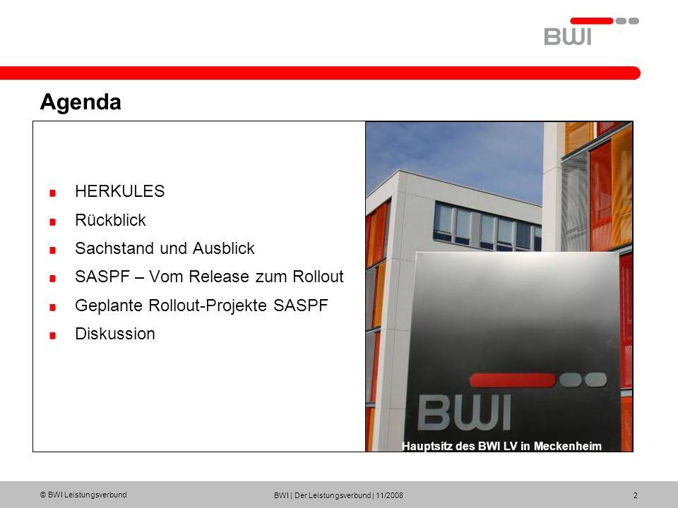 Hauptsitz des BWI LV in Meckenheim