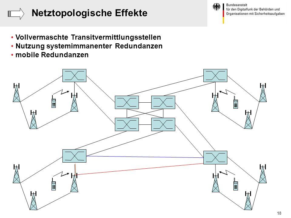 Netztopologische Effekte