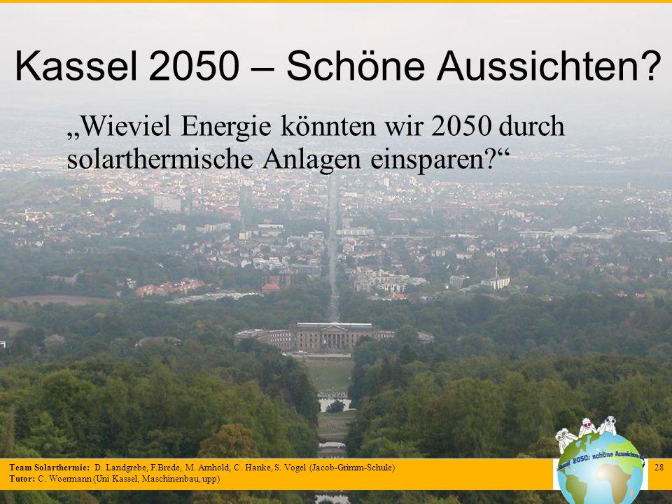 Kassel 2050 – Schöne Aussichten
