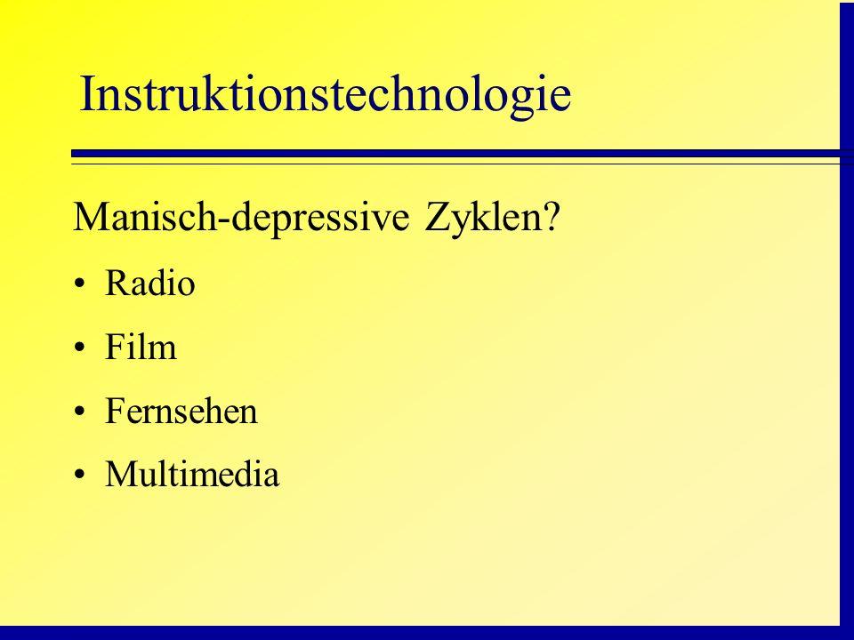 Instruktionstechnologie