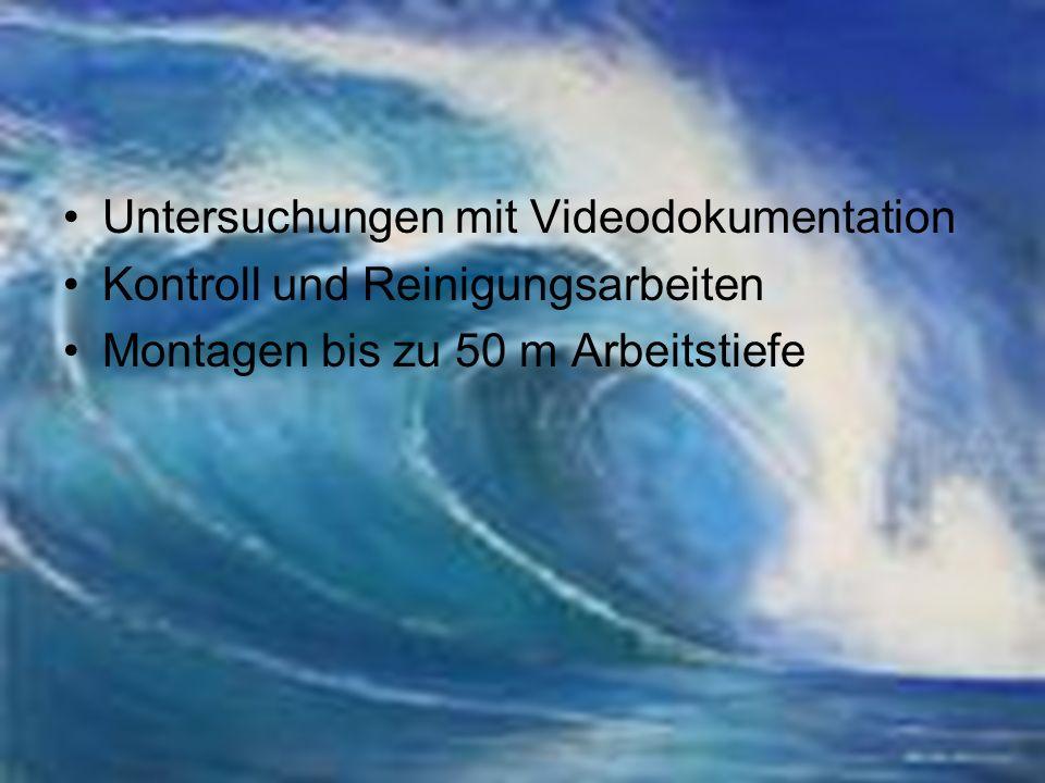 Untersuchungen mit Videodokumentation