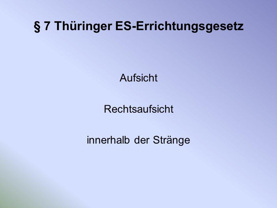 § 7 Thüringer ES-Errichtungsgesetz