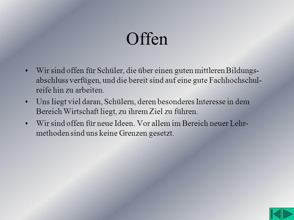 Offen