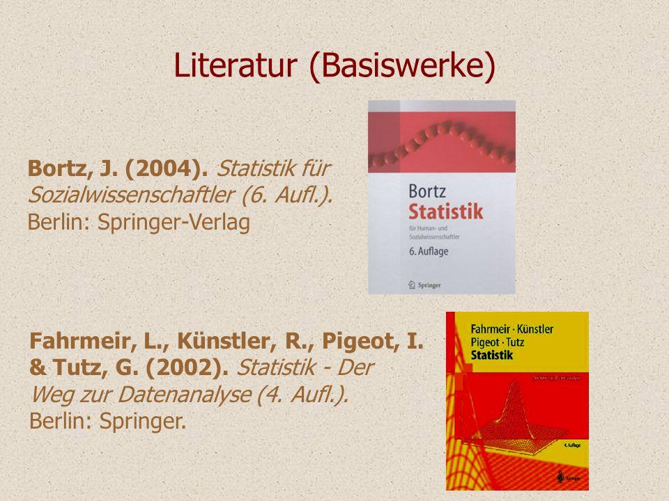 Literatur (Basiswerke)