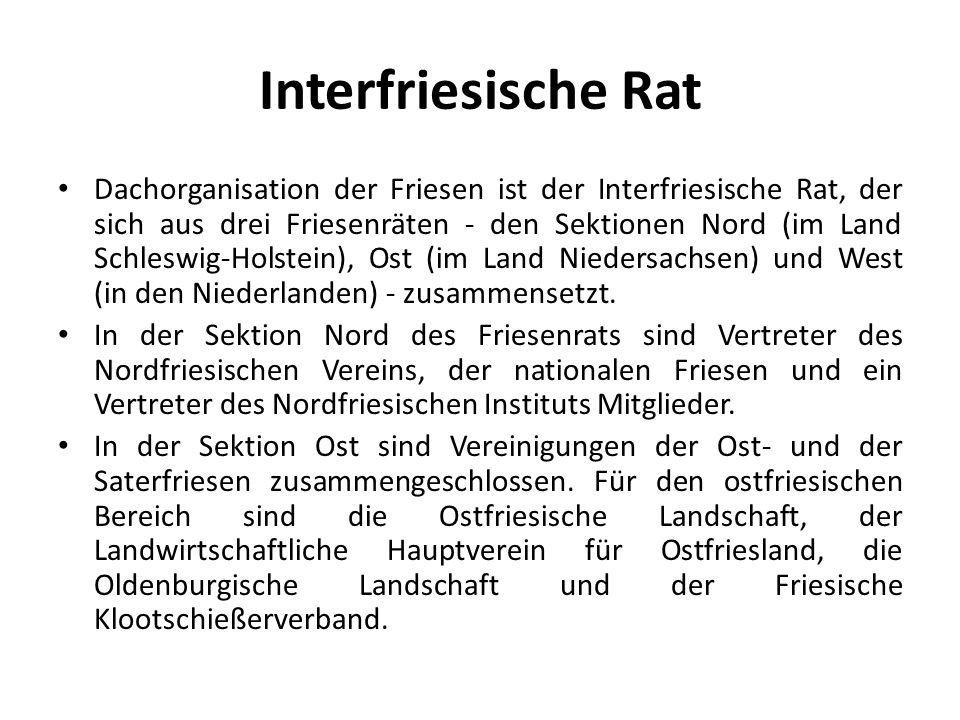 Interfriesische Rat