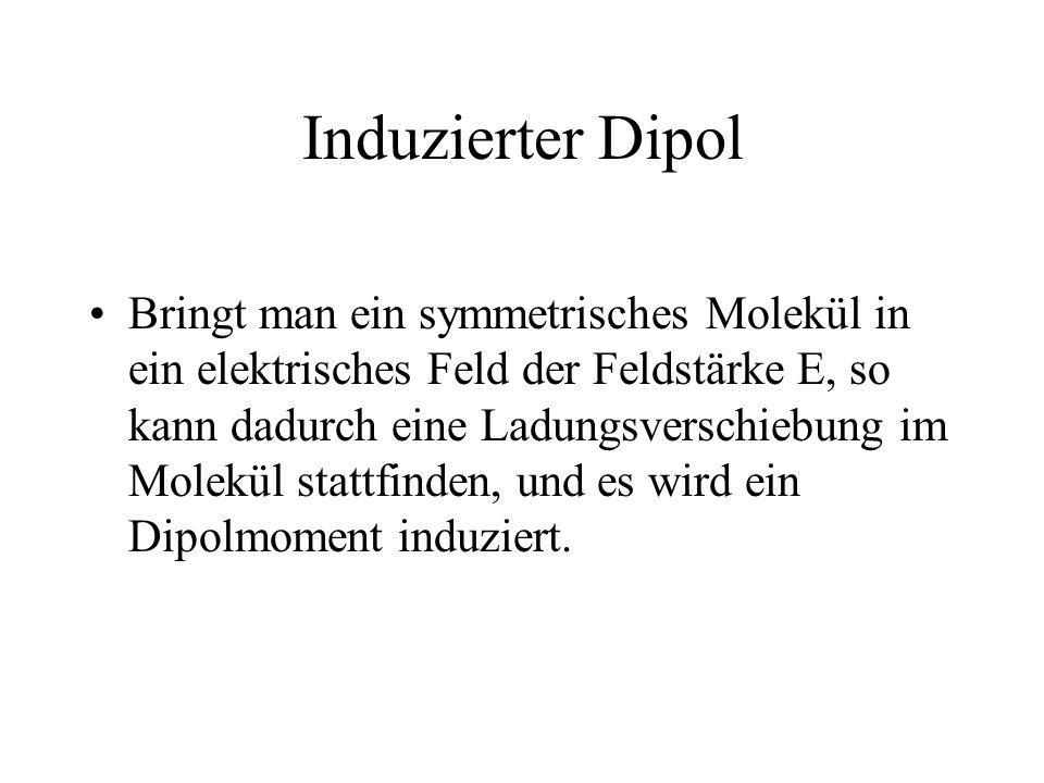 Induzierter Dipol
