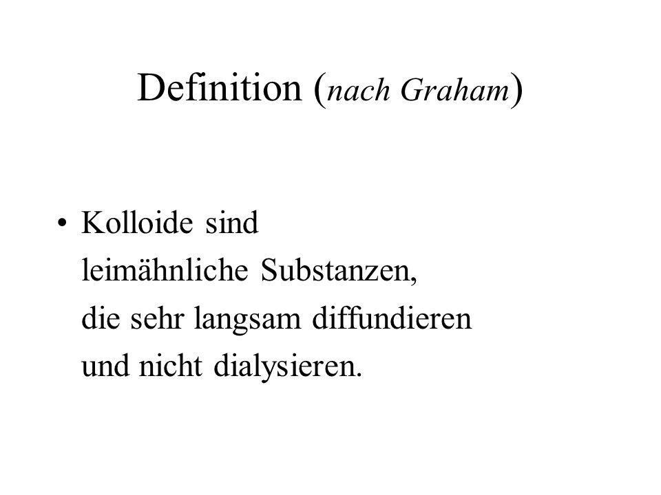 Definition (nach Graham)