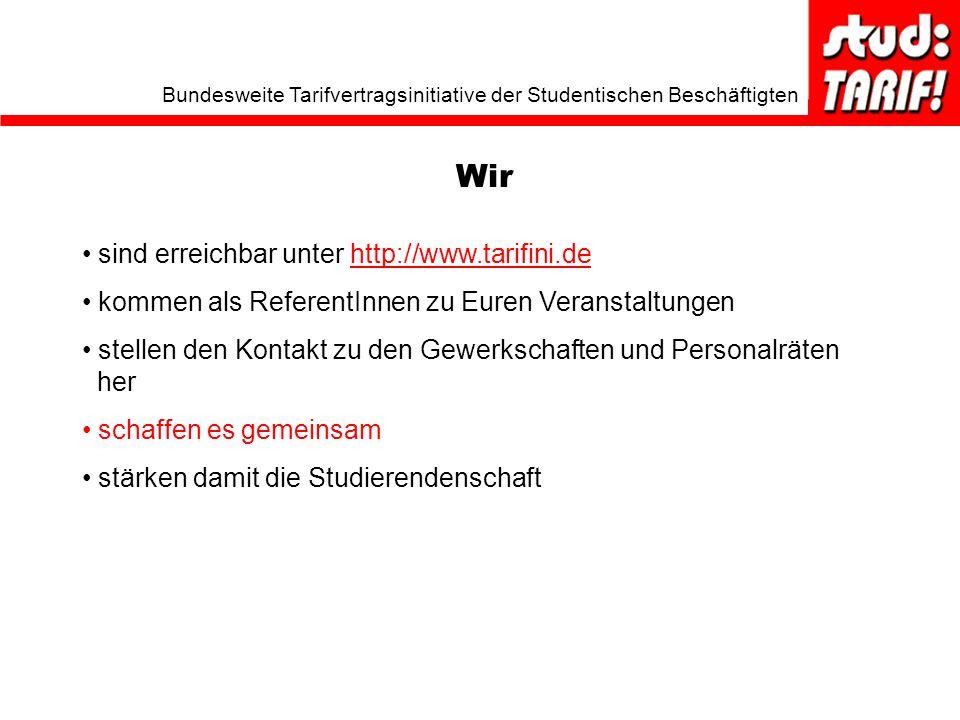 Wir sind erreichbar unter http://www.tarifini.de