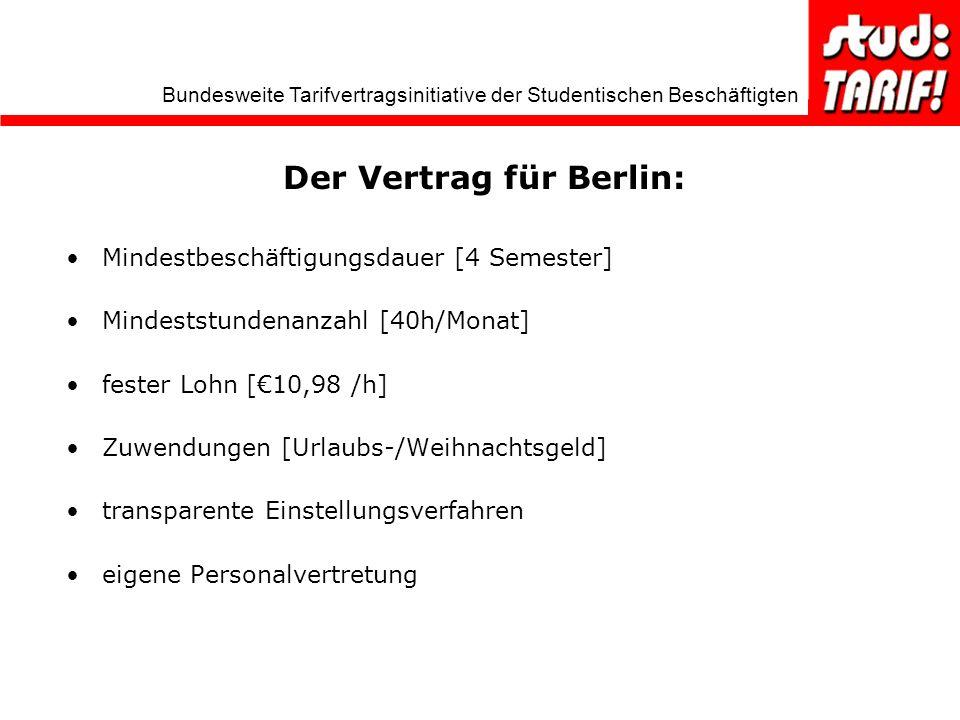 Der Vertrag für Berlin: