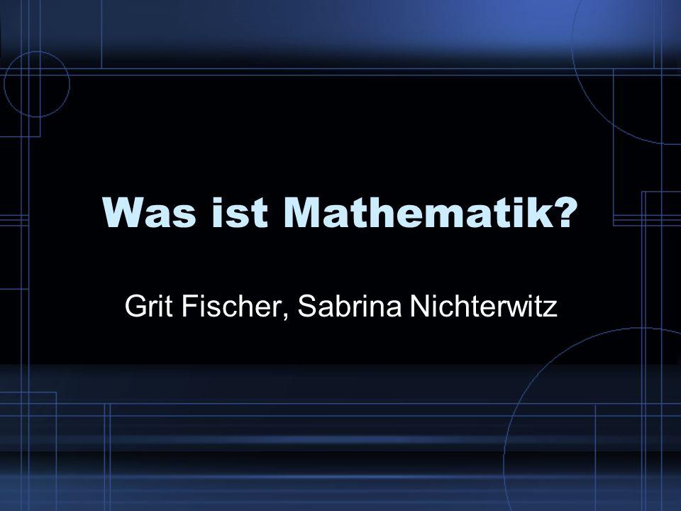 Grit Fischer, Sabrina Nichterwitz