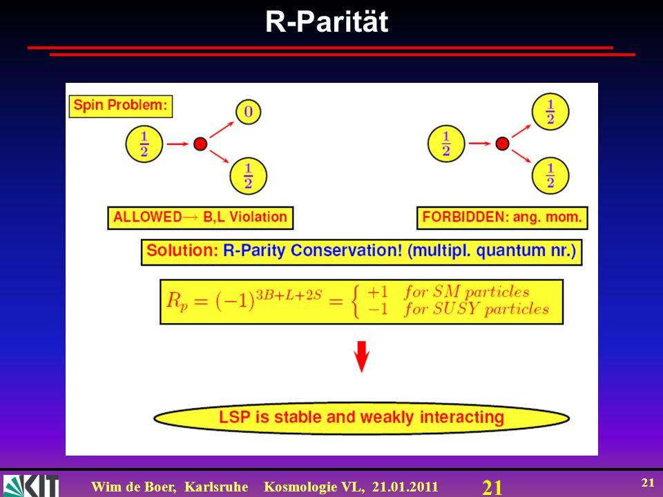R-Parität 21