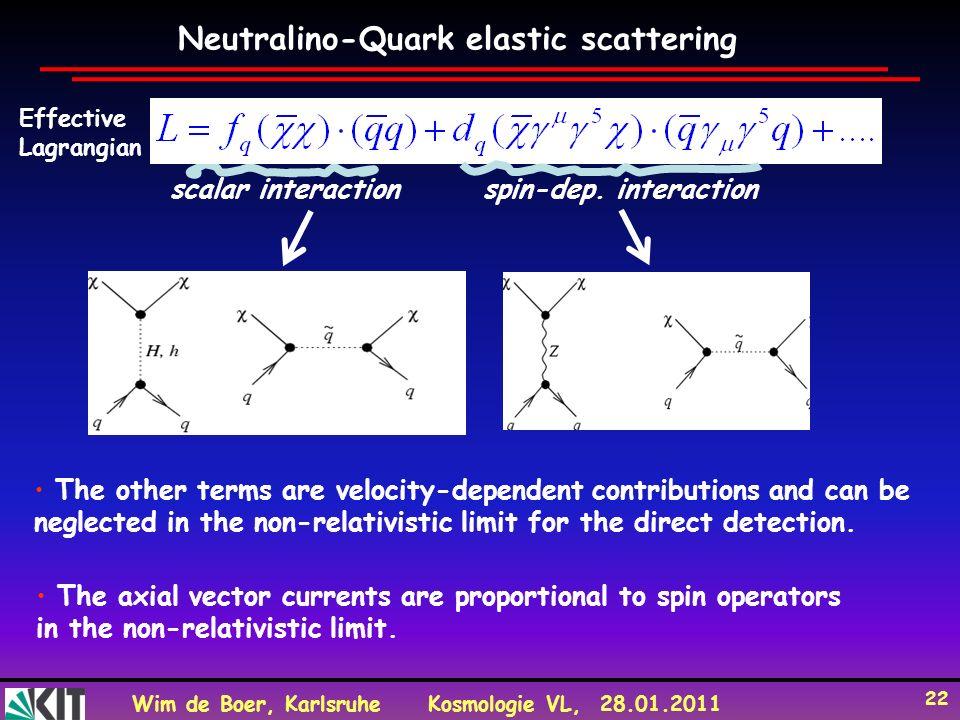 Neutralino-Quark elastic scattering