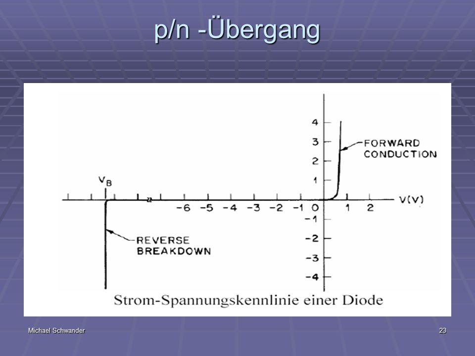 p/n -Übergang Michael Schwander