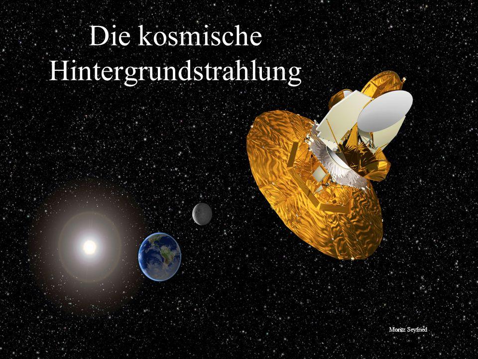 Die kosmische Hintergrundstrahlung