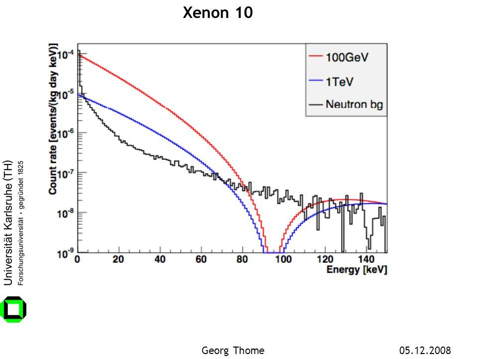 Xenon 10 Georg Thome 05.12.2008