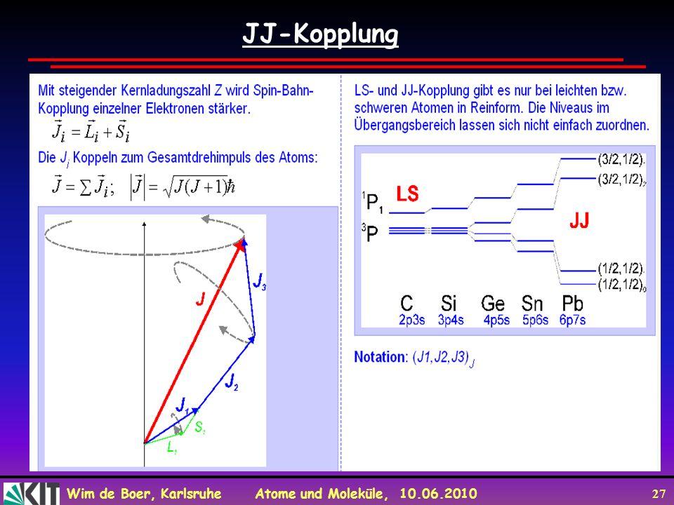 JJ-Kopplung