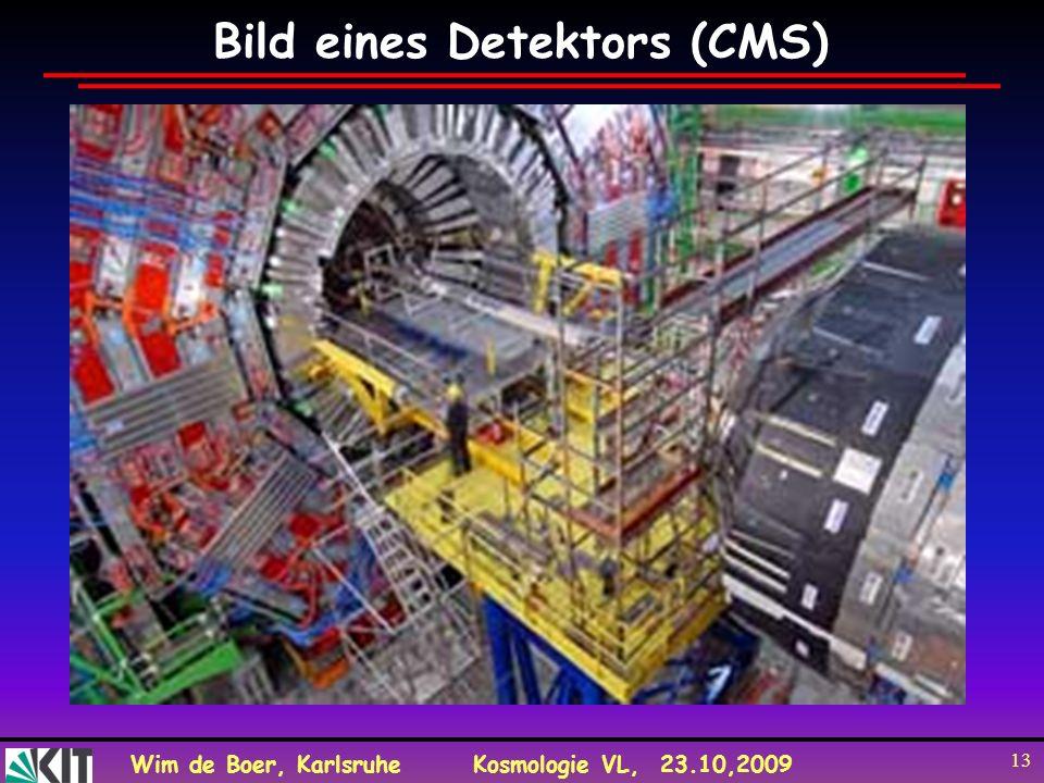Bild eines Detektors (CMS)