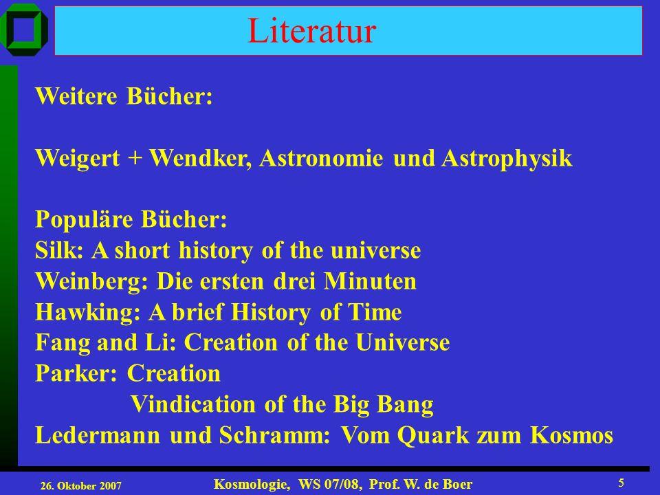 Literatur Weitere Bücher: