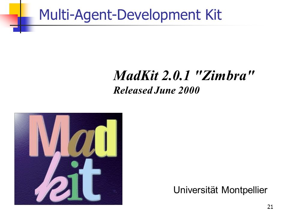 Multi-Agent-Development Kit