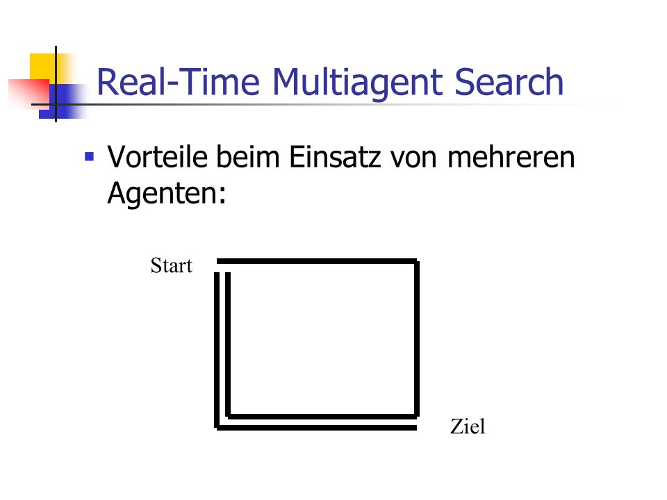 Real-Time Multiagent Search