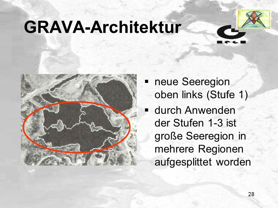 GRAVA-Architektur neue Seeregion oben links (Stufe 1)