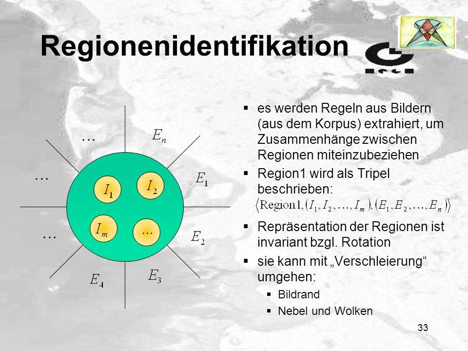 Regionenidentifikation
