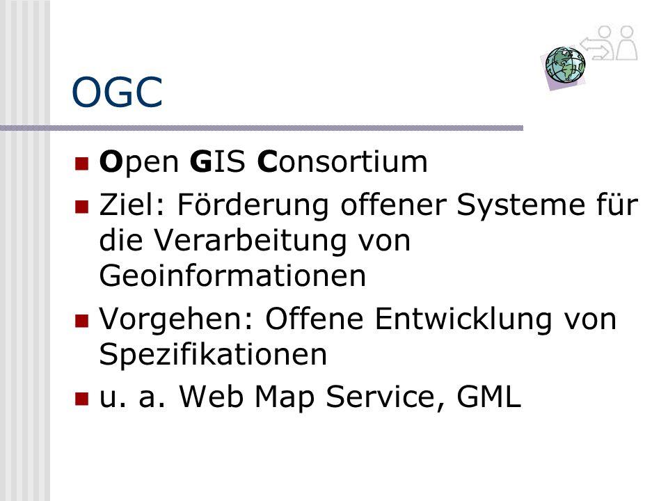 OGC Open GIS Consortium