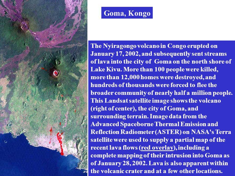 Goma, Kongo