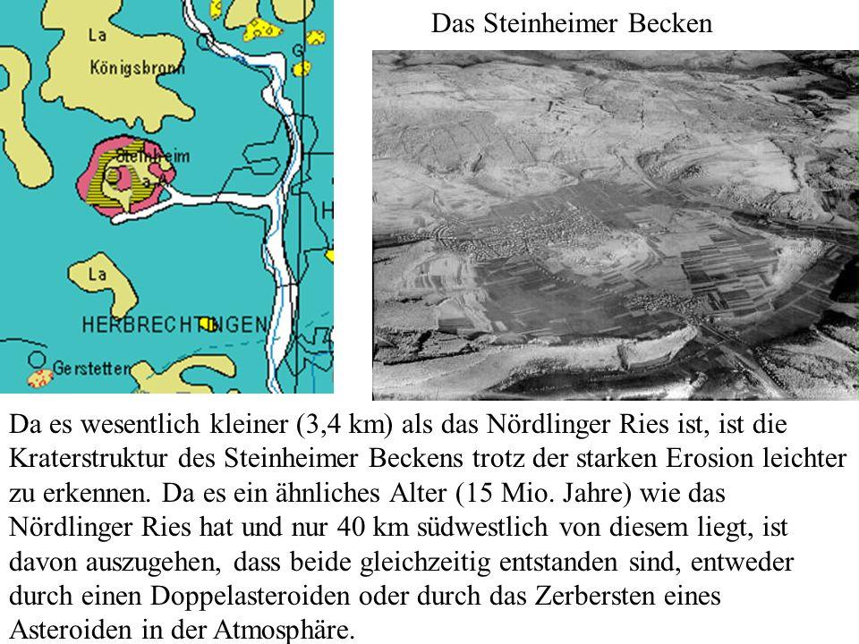 Das Steinheimer Becken