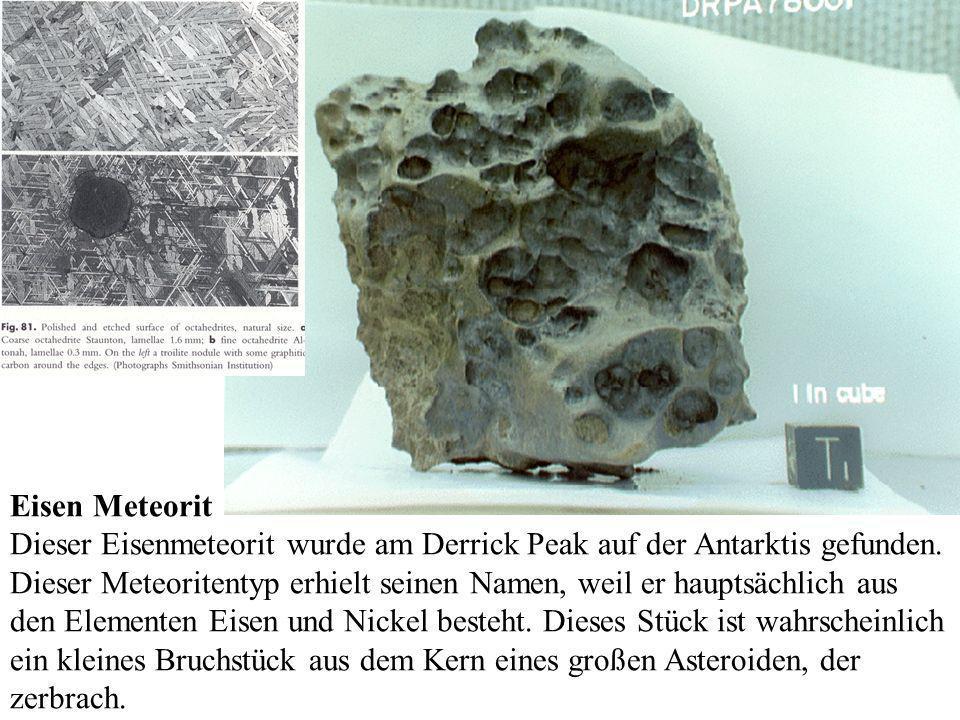 Eisen Meteorit