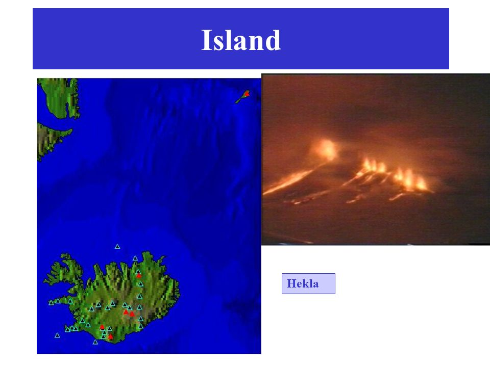 Island Hekla
