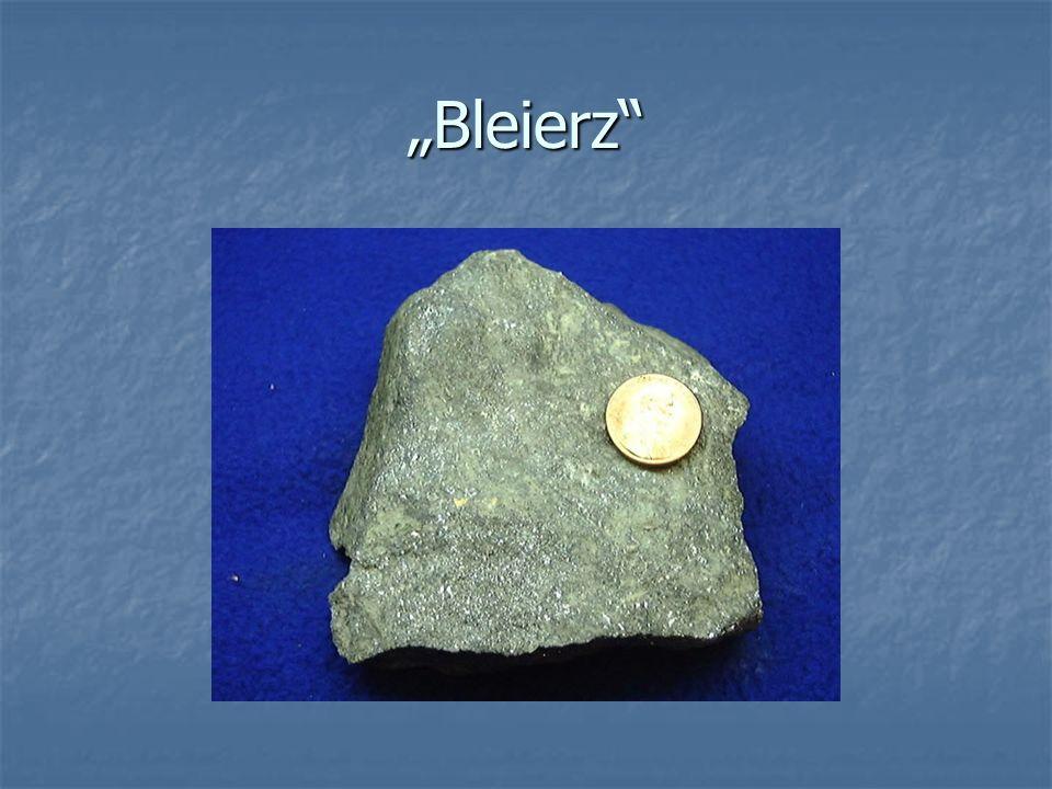"""""""Bleierz"""
