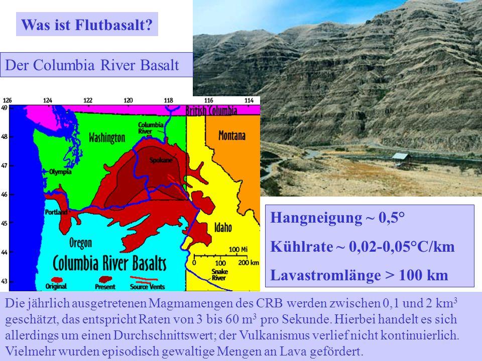 Der Columbia River Basalt