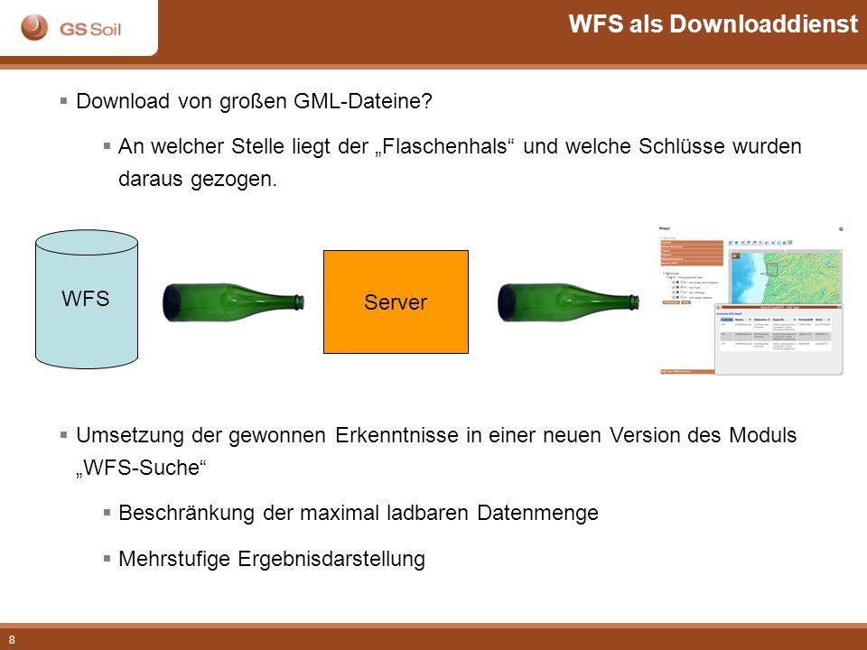 WFS als Downloaddienst