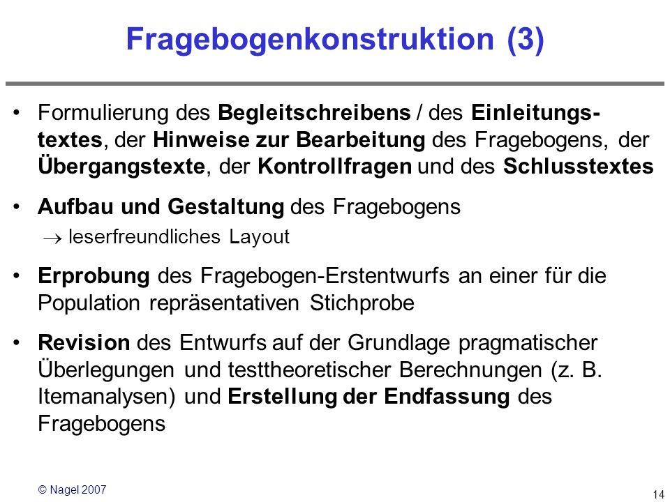Fragebogenkonstruktion (3)