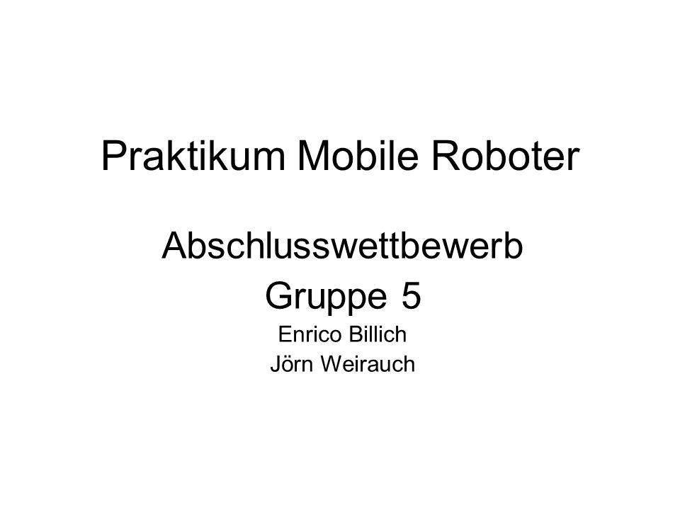 Praktikum Mobile Roboter