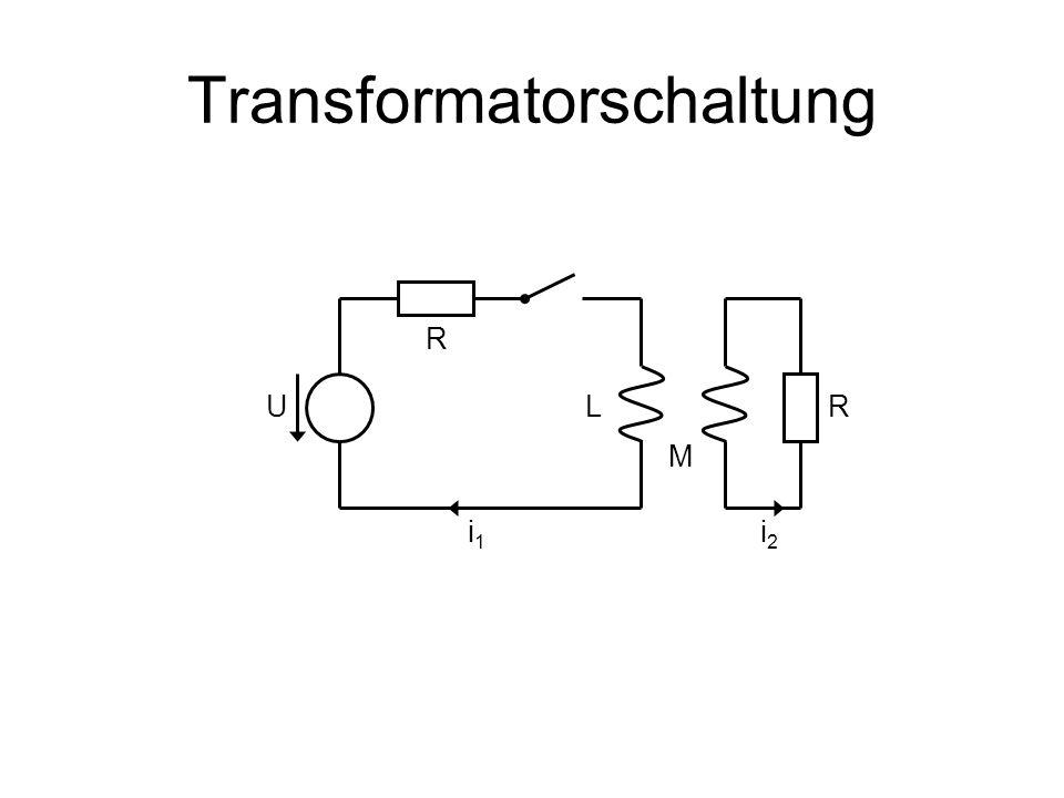Transformatorschaltung