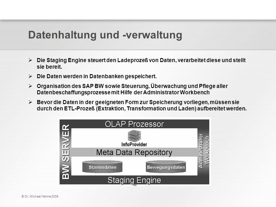 Datenhaltung und -verwaltung