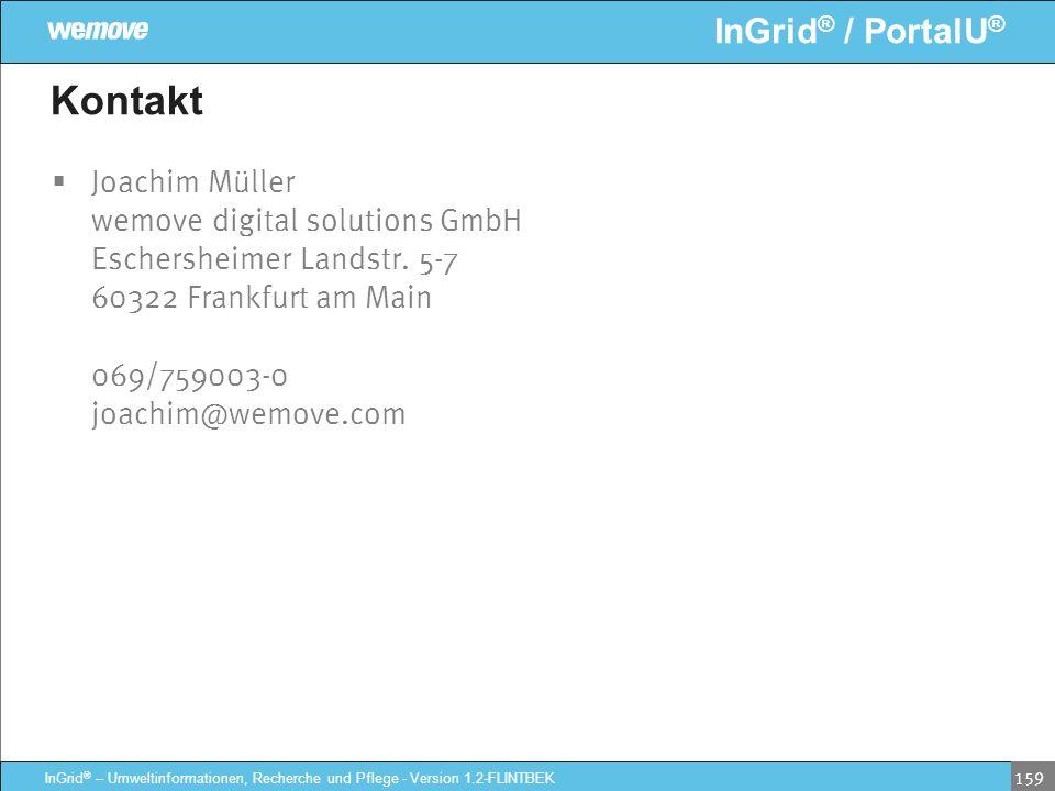 Kontakt Joachim Müller wemove digital solutions GmbH Eschersheimer Landstr.