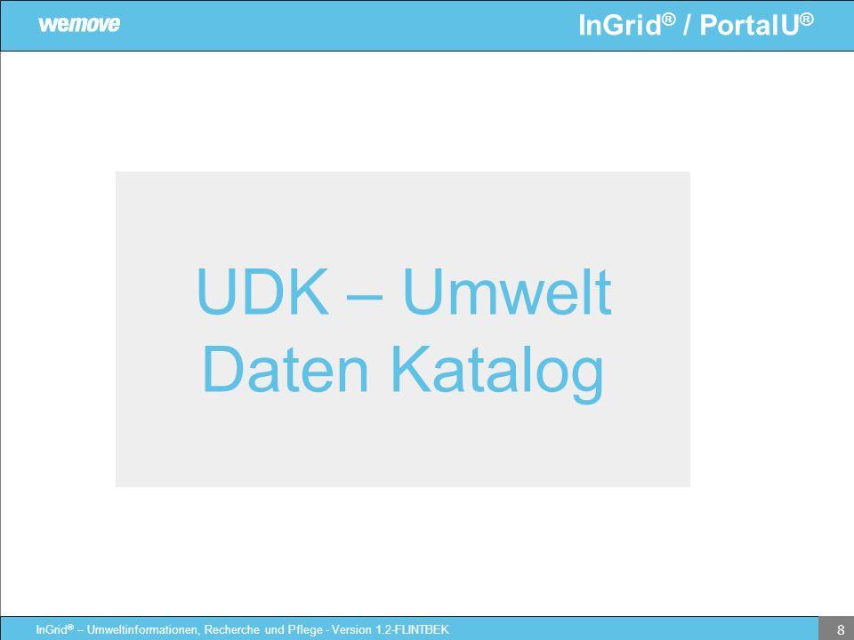 UDK – Umwelt Daten Katalog
