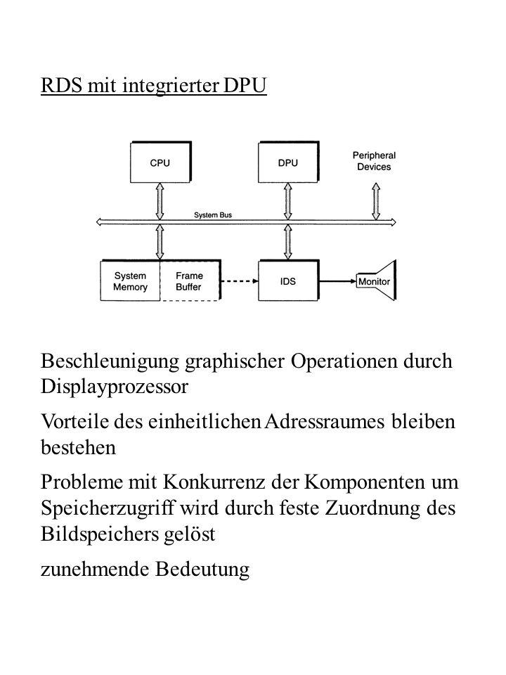 RDS mit integrierter DPU