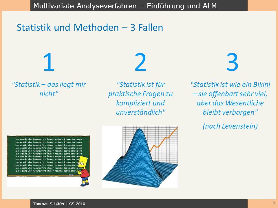 Statistik und Methoden – 3 Fallen