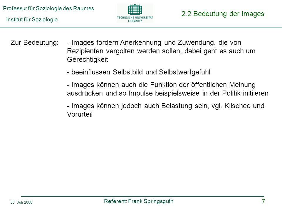2.2 Bedeutung der Images