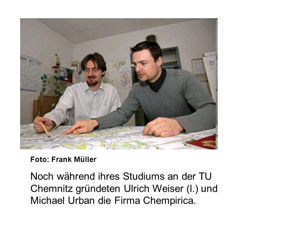 Gliederung Foto: Frank Müller.