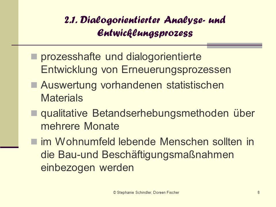 2.1. Dialogorientierter Analyse- und Entwicklungsprozess