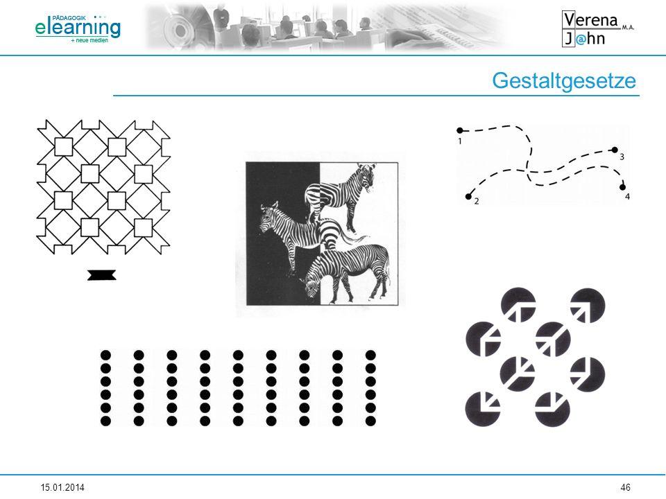 Gestaltgesetze Bildverstehen in verschiedene Phasen gegliedert, natürliche Bildverstehen ist voraufmerksam, Gesamteindruck wahrgenommen.