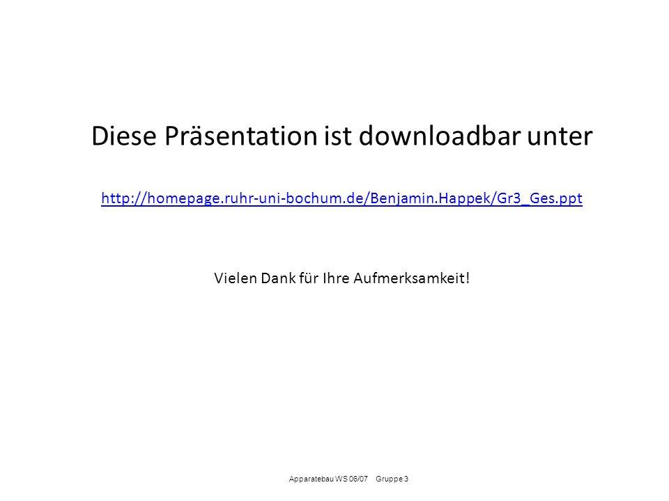 Diese Präsentation ist downloadbar unter